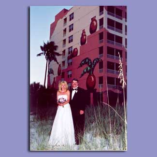 Florida Weddings: Luxury Gulf Beach Resort